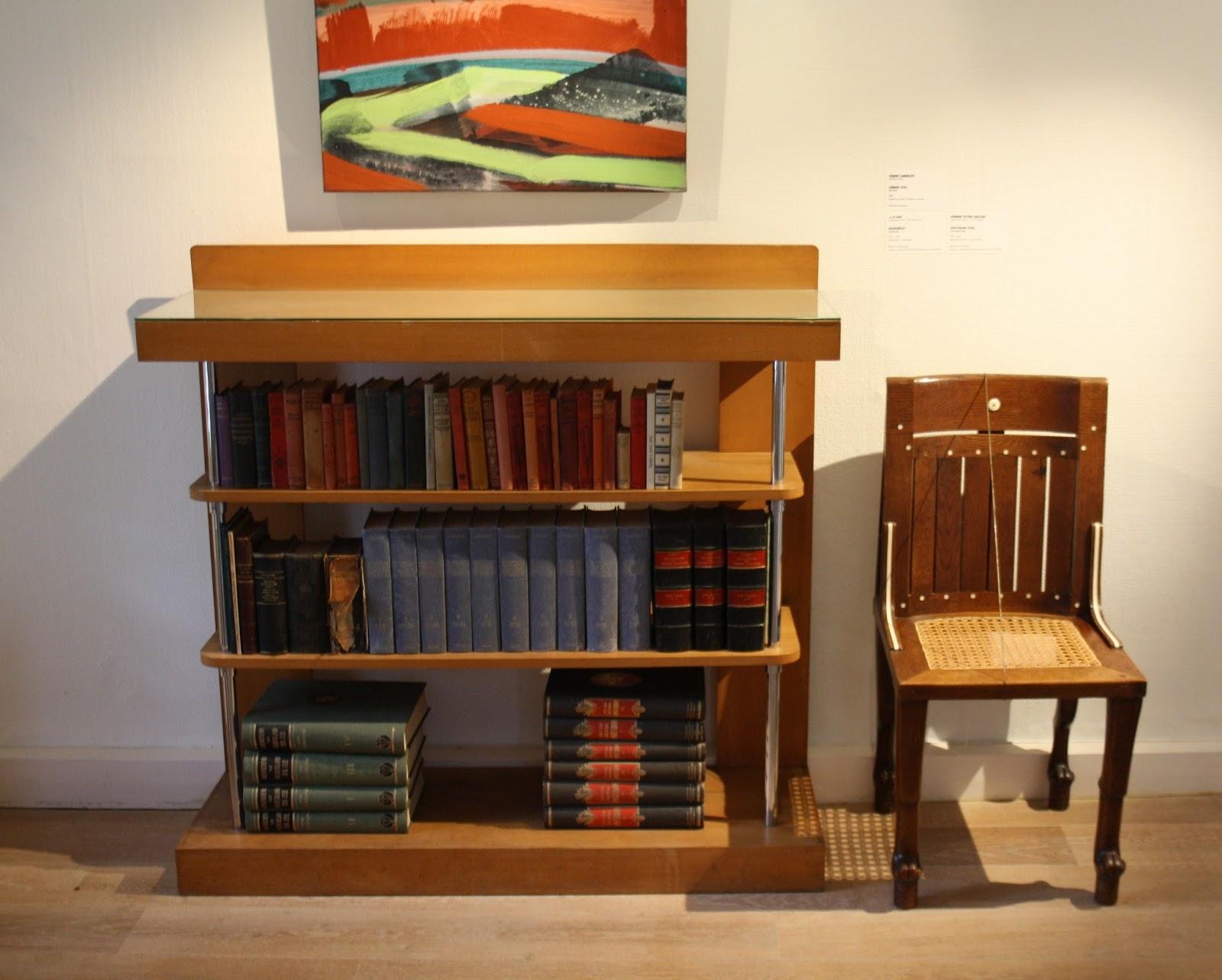 boek j j p oud meubelontwerpen en interieurs door e reinhartz tweetalig ned en duits uitg de hef 208 blz fl3990 na 1 nov fl45