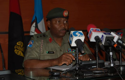 'Civilians Who Wear Military Camouflage Will Be Jailed'- Army Warns