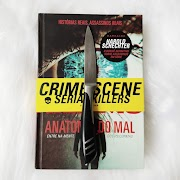 LIVRO | SERIAL KILLERS - ANATOMIA DO MAL - HAROLD SCHECHTER
