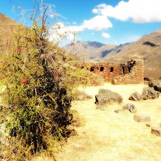 Sítio Arqueológico de Pisac, Vale Sagrado