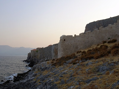 Monemvassia, Peloponeso. Grecia.