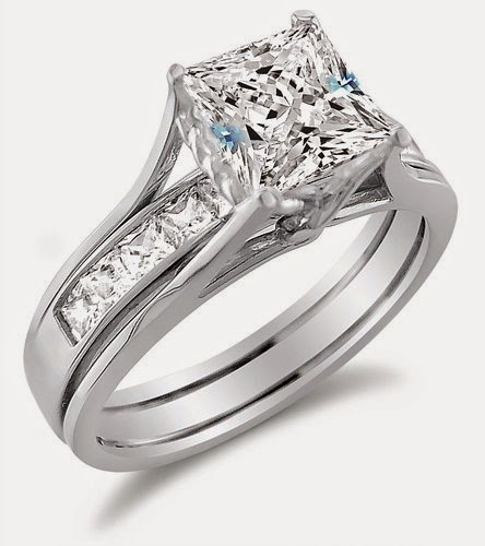 Diamond Engagement Ring - Take Your Romance to a New High