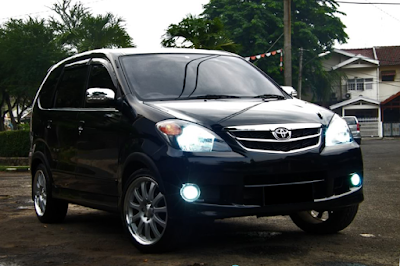 Toyota Avanza Gen1 Modifikasi Dijual