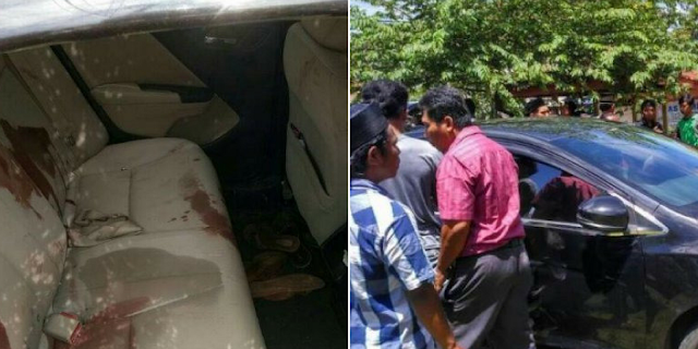Kronologis Mobil Ditembaki Polisi Padahal di Dalamnya ada Lansia dan Anak-anak