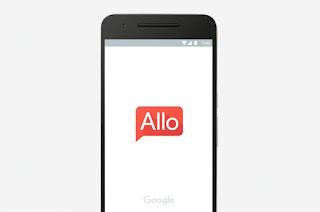 Google Allo ,La nouvelle application de messagerie instantanée