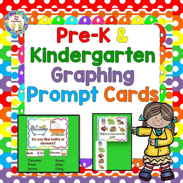Graphing Prompts, PK-K