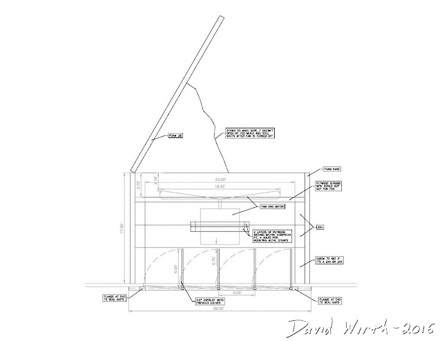 diy, homemade attic fan, diagram, plans, build, make, how to