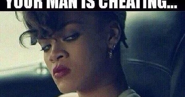 is your man cheating