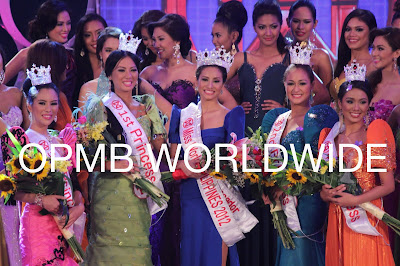 Miss World Philippines 2012 winners
