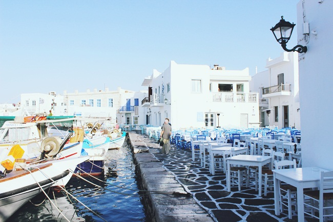 Where to eat in Paros