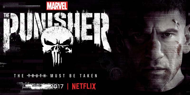 The Wertzone: The Punisher: Season 1