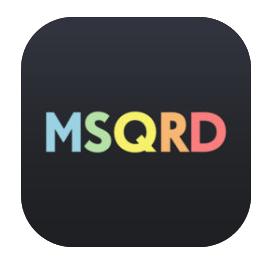 App Msqrd efectos Navidad