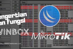 Apa Itu Winbox ? Berikut Pengertian Dan Fungsinya
