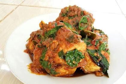 Resep Ayam Woku Simpel