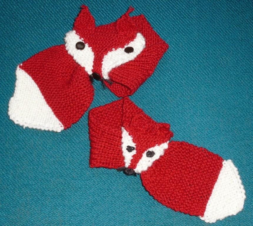 Projekte, Projekte...: Weihnachtswolle. FO: Zapperlapp Mütze und ...