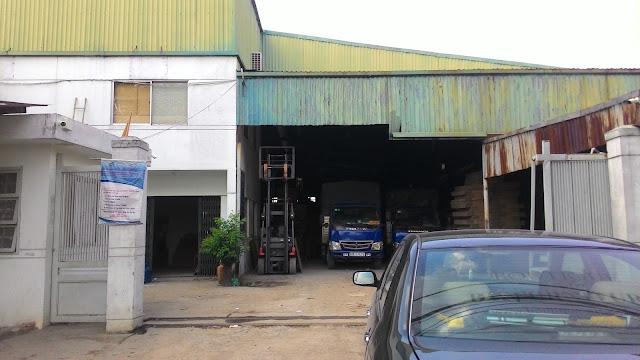 Cho thuê xưởng 1200m2 phường Thới An Quận 12 giá 50tr/tháng