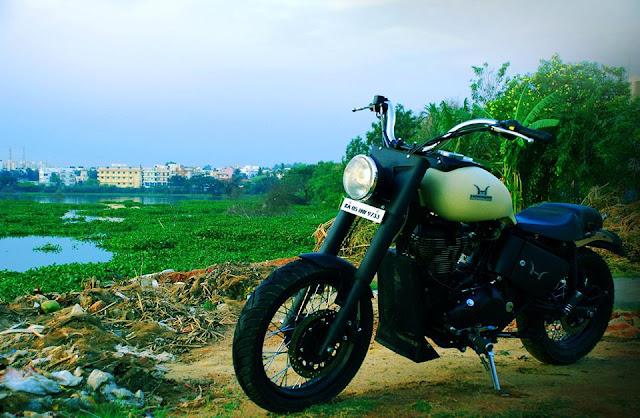 Hormone Motorcycles Boxer