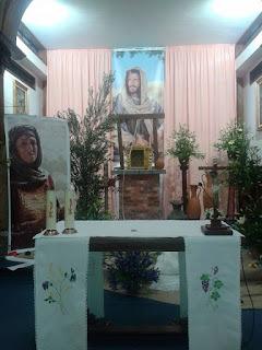 Resultado de imagen de monumento 2016 en la parroquia guadalupe. Los realejos