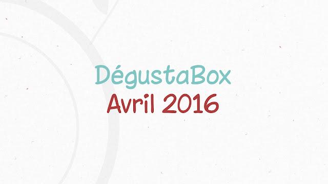 Degustabox abonnement box culinaire