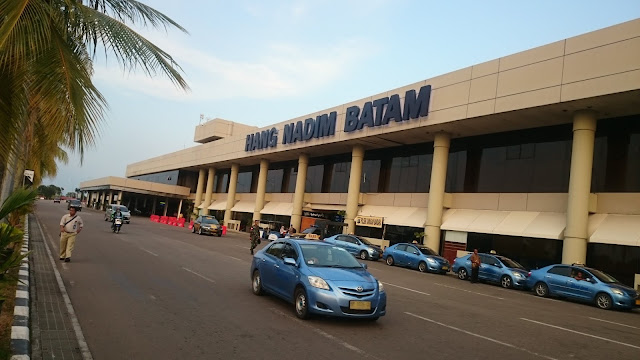 Hang Nadim Batam International Airport - Image: Author