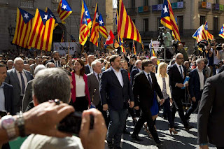Catalan independence would lead to poverty