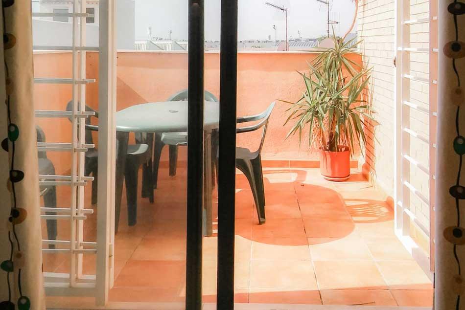 piso en venta calle escultor benlliure castellon terraza