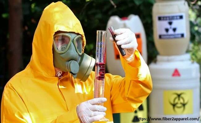 Chemical protective clothing
