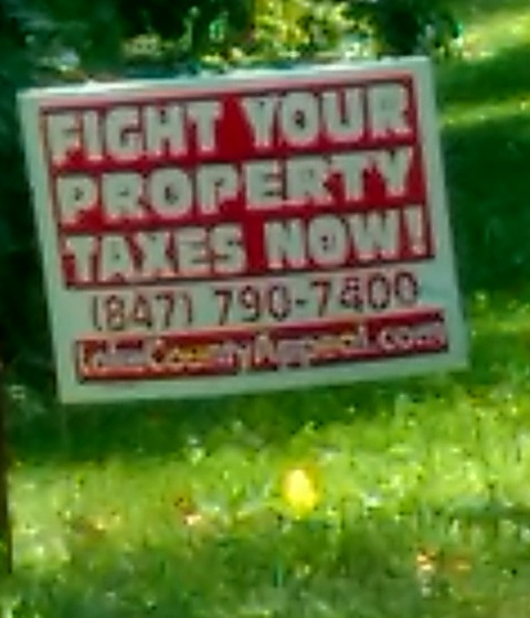 May I put you down for a yardsign?