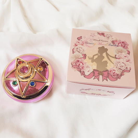 Sailor Moon Miracle Romance Shining Moon Powder & Moon Stick Lipstick