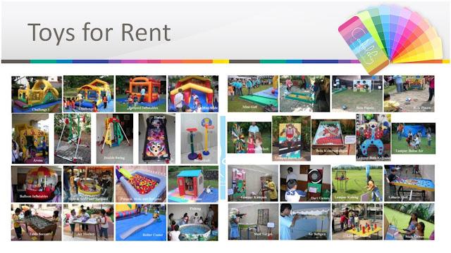 Rental permainan gathering, sewa Games, Permainan ultah, Birthday Game, Mainan untuk Gathering, Toys for rent