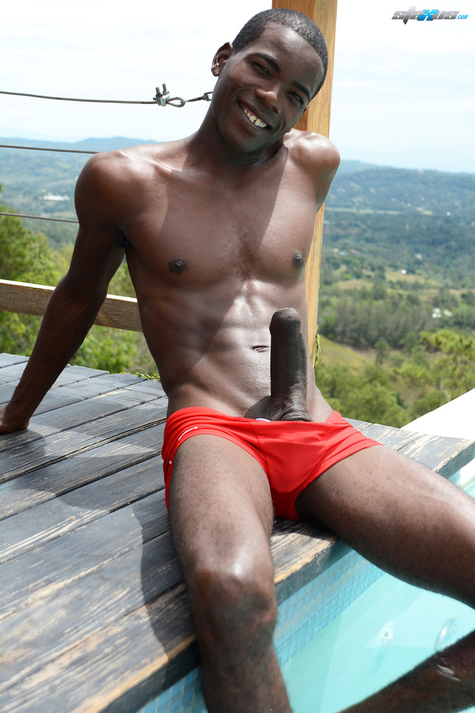 Black young guys with big dicks