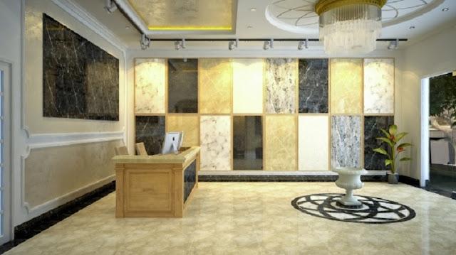 Đá marble tự nhiên