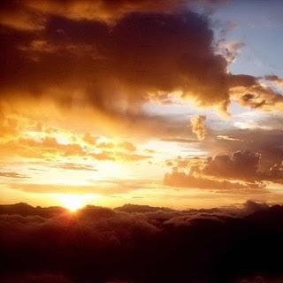 Облака, Небо и Солнце: Рай