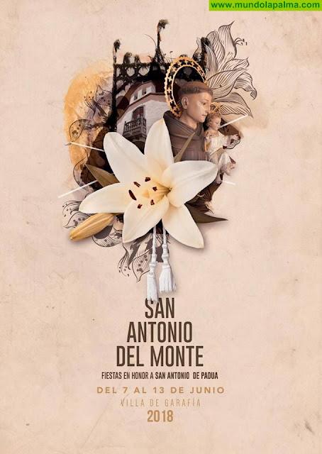 Programa de Actos de las Fiestas de San Antonio del Monte Garafía 2018