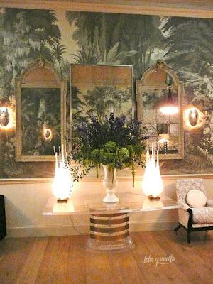 Hotel Haymarket decoración