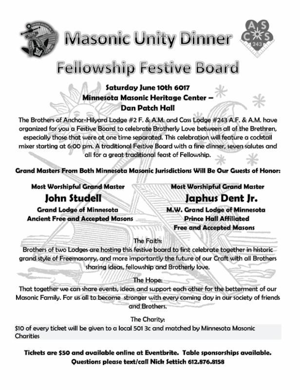 The millennial freemason 2017 the eventbrite link is here httpseventbriteemasonic unity festive board tickets 32996698012 m4hsunfo