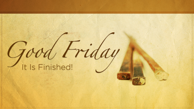 Wallpaper of good Friday