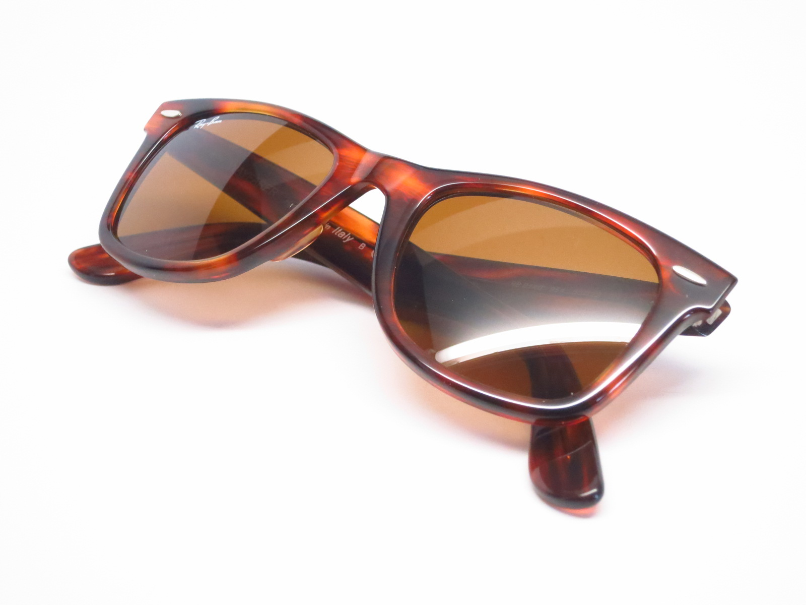 5f0f038517 ... germany ray ban rb 2140 original wayfarer 954 light tortoise sunglasses  9f1d1 8cfaf