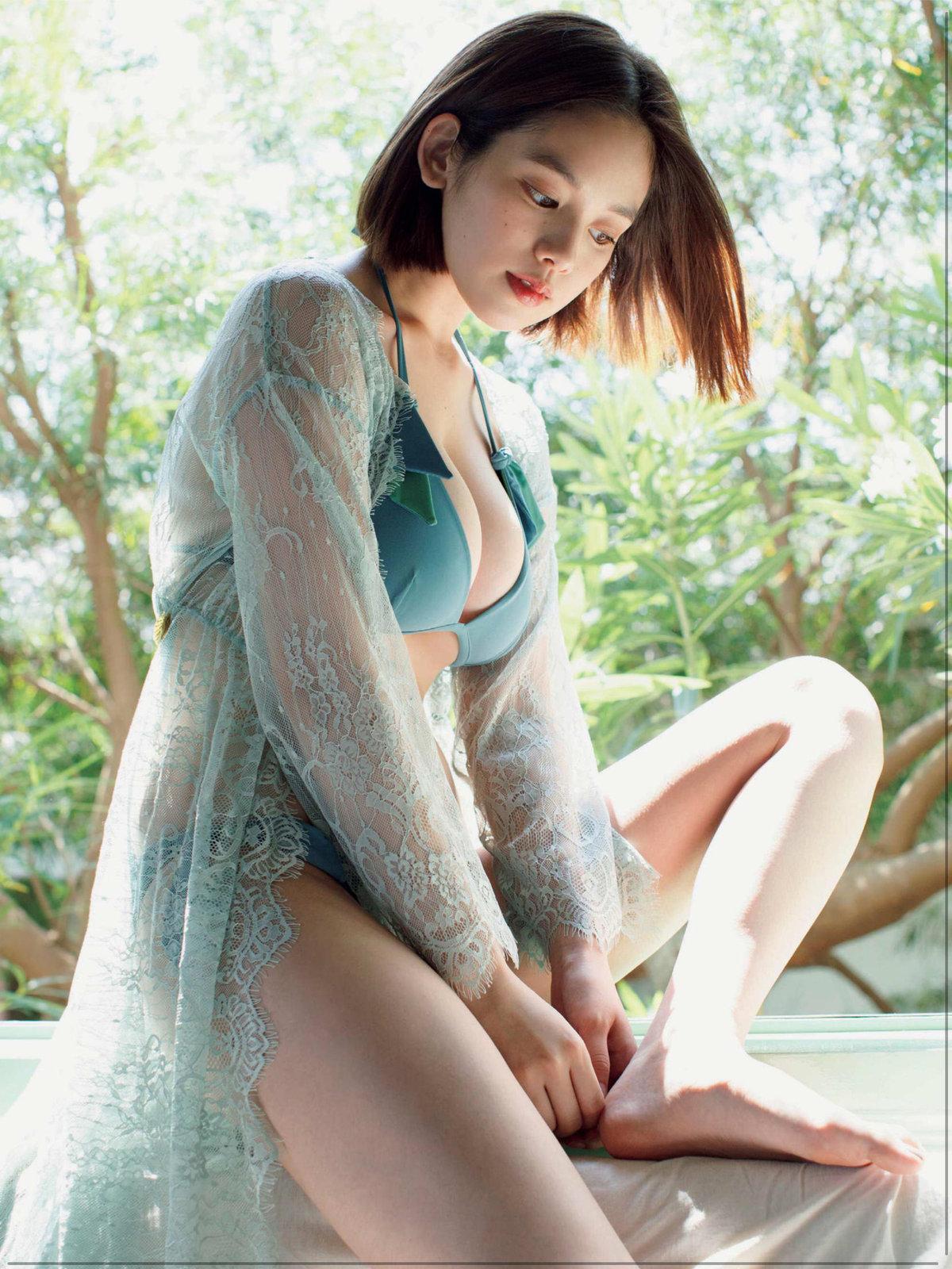 Miwako Kakei 筧美和子, FRIDAY Dynamite 2017.08.23 (Fridayダイナマイト 2017年8月23日号)