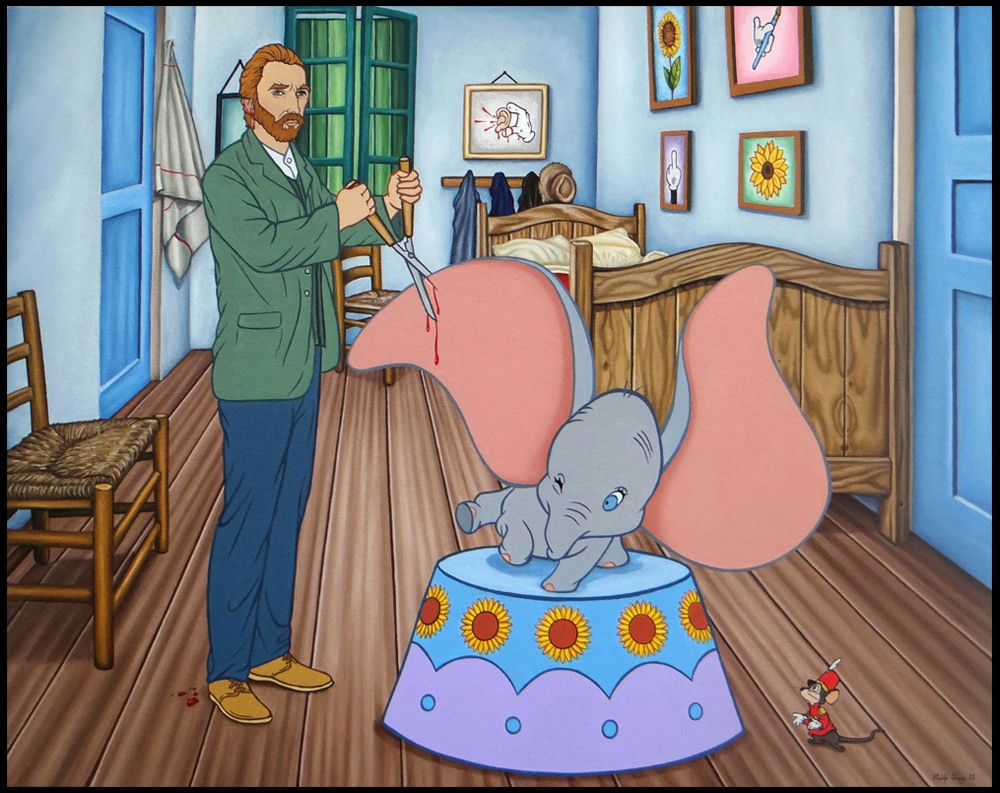 08-Don-t-Listen-to-Them-Dumbo-Jose-Rodolfo-Loaiza-Ontiveros-Walt-Disney-Cartoons-Updated-for-the-21st-Century-www-designstack-co