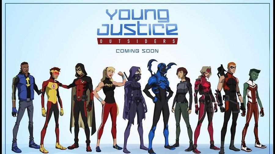 Justiça Jovem - 3ª temporada Legendada Torrent