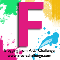 F is for Fuchsia #AtoZChallenge