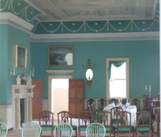 Mount Vernon Dining Room: Visiting Mount Vernon: George Washington's Family Home