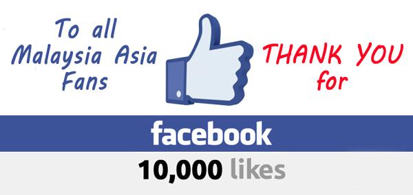 Facebook 10000 Likes