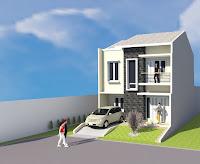 Desain Awal Pembangunan Rumah Baru Di Bintaro