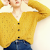 THE YELLOW KNIT