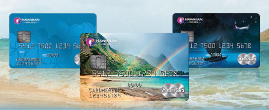 The Hawaiian Airlines World Elite Mastercard