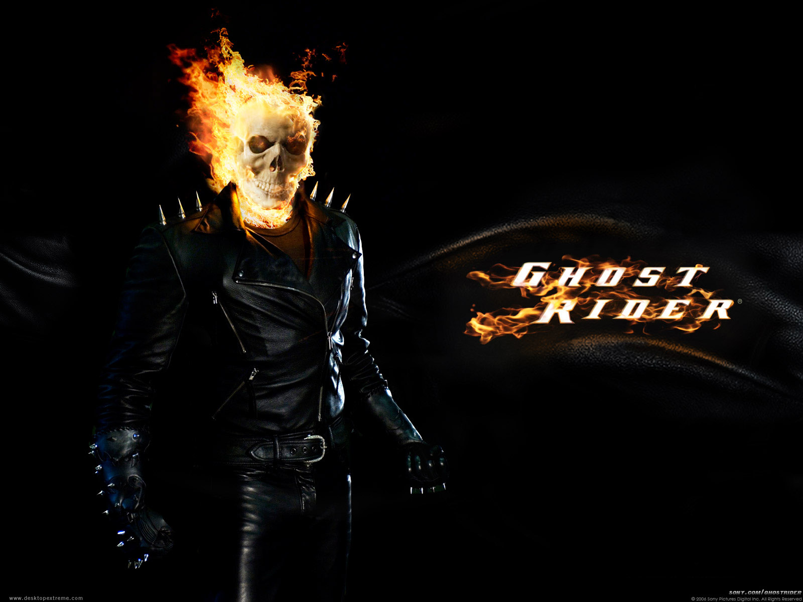 KiFOT Kumpulan Wallpaper Ghost Rider