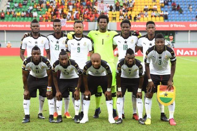نتيجة مباراة غانا والكونغو Ghana Vs Congo اليوم الثلاثاء 5/9/2017 ضمن تصفيات كأس العالم عن قارة افريقيا مجموعة مصر