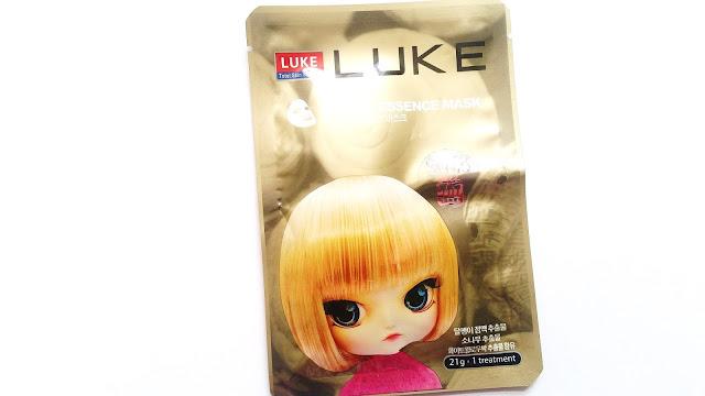 Luke Snail Essence Mask